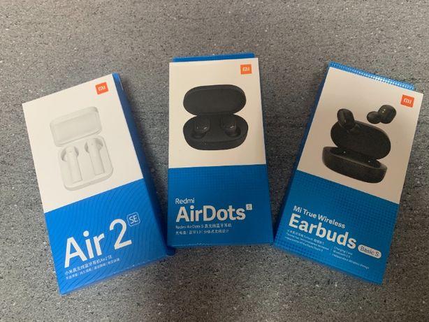 Навушники, Наушники Xiaomi Air2 se, AirDots S, EarBuds Basic s Origina