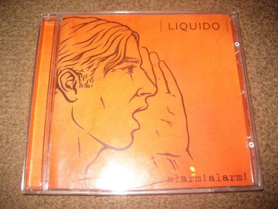 """CD dos Liquido """"alarm! alarm!"""" Portes Grátis! Paços de Ferreira - imagem 1"""