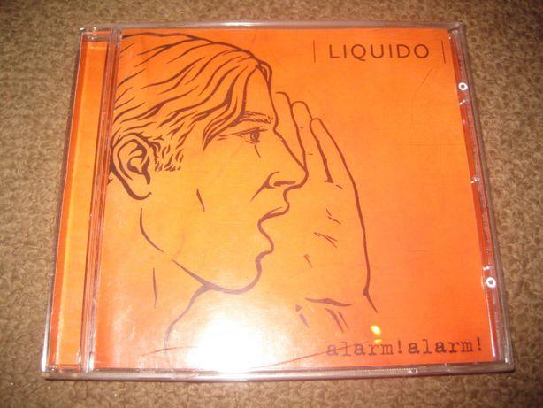 """CD dos Liquido """"alarm! alarm!"""" Portes Grátis!"""