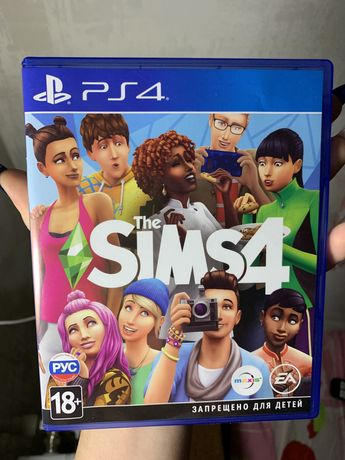 Sims 4 на ps 4