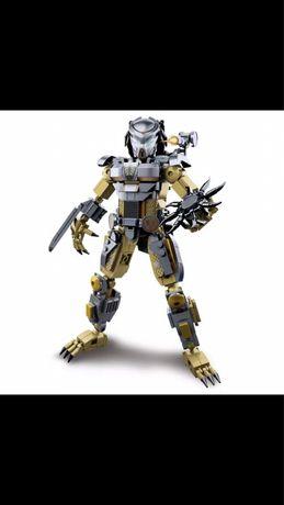 Predator Klocki Kompatybilne z Lego