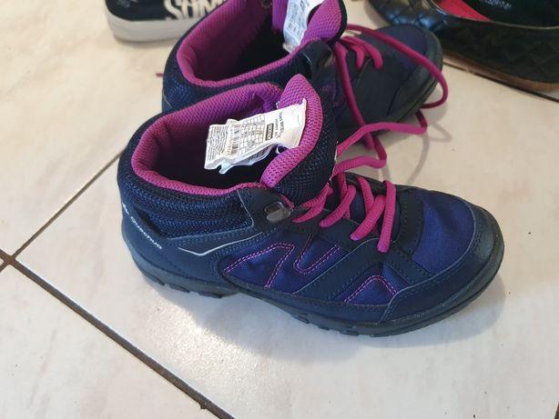 Buty trekkingowe dziewczece