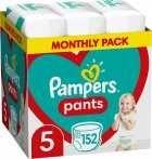 Подгузники-трусики Pampers Pants Размер 5 (12-17 кг) 152 шт