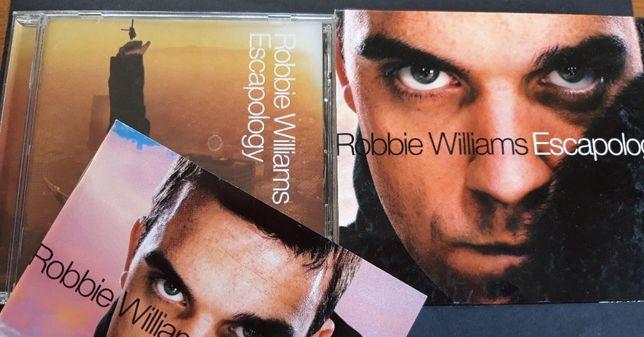 Robbie Williams – Escapology, CD 2003 JAPOŃSKIE WYDANIE