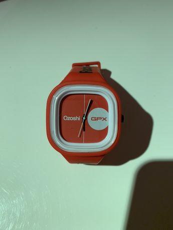 Zegarek Ozoshi Racing czerwony