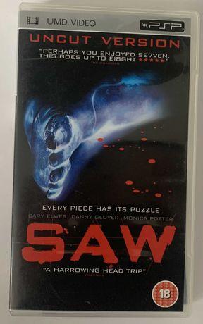 SAW (piła) film PSP
