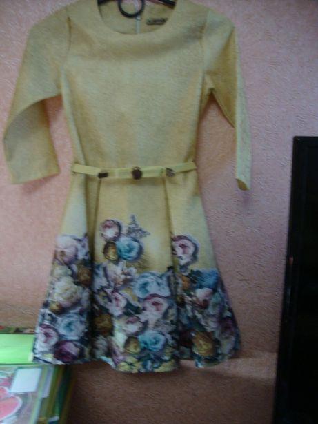 Красивые платья рост 128