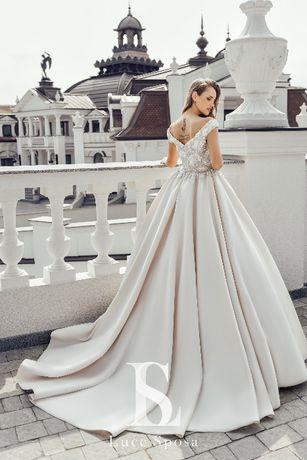 Весільне плаття від Luce Sposa, свадебное платье