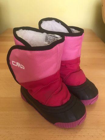 Дитячі зимові чоботи CMP