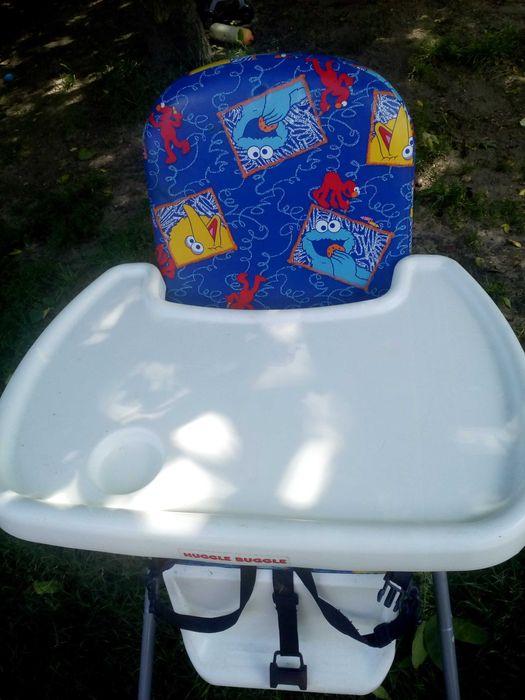 Krzesełko do karmienia dziecka Zakroczym - image 1