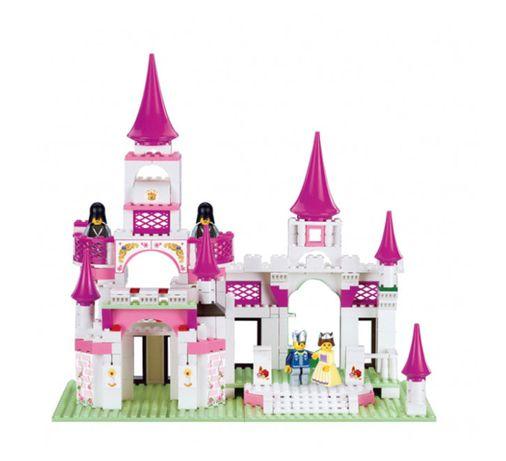 Конструктор Sluban Розовая мечта Замок Принцессы(LEGO)