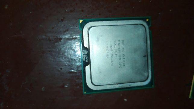 Продам два процесора Intel 250 и 250 рублей