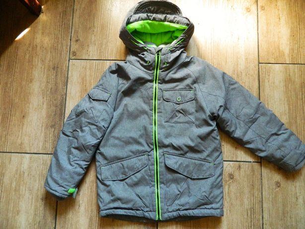 Jesienno-zimowa kurtka, 7 lat 122 cm Cool Club