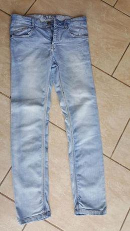 Spodnie jeansowe chłopięce rozm.152