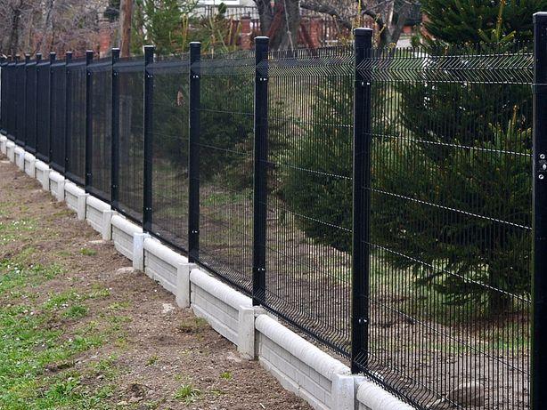 Siatka ogrodzeniowa / panele / tani montaż ogrodzeń CAŁY DOLNY ŚLĄSK