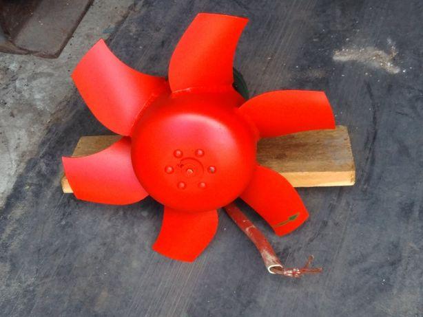 Вентилятор осевой промышленный