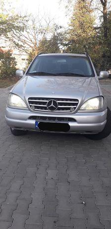 Mercedes ml w bardzo dobrym stanie