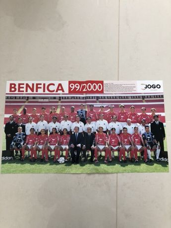 Poster Benfica