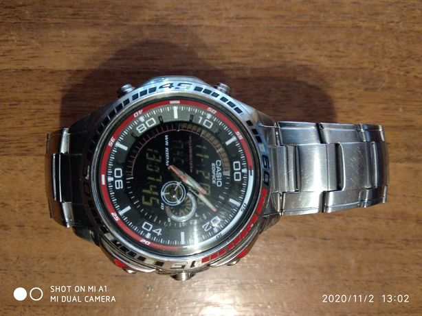 Часы наручные Casio Edifice