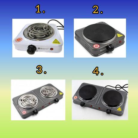 Електроплита електрична плита кухонна электроплита электро domotec