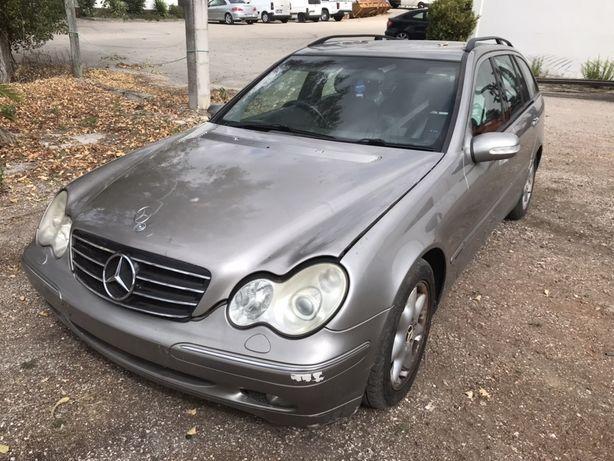 Mercedes elegance c270 cdi.para pecas