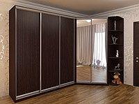 Шкафы-купе 2-3 х дверные и угловые. Доставка по Украине!