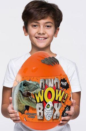 NEW!Креативный набор Wow Box Dino! Яйцо сюрприз! Набор для творчества!