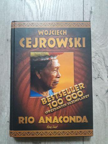 Rio Anakonda Wojciech Cejrowski