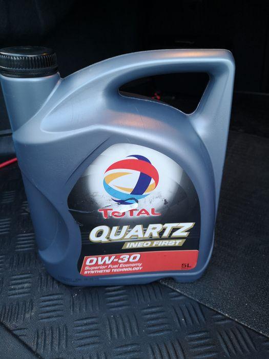 Olej silnikowy total 0w30 Rybnik - image 1