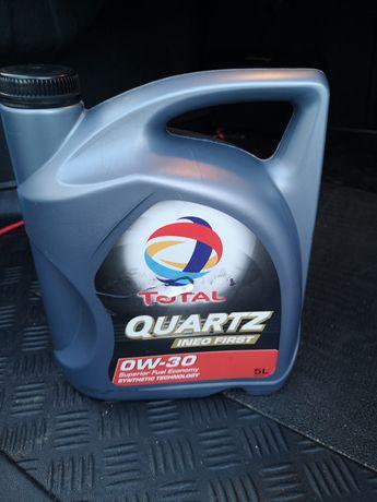 Olej silnikowy total 0w30