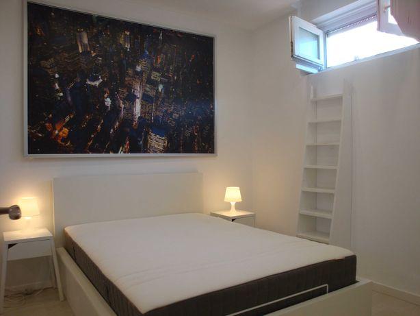 Alugo 2 quartos um com casa de banho privativo a raparigas, Belém