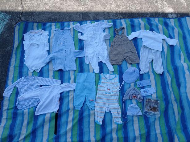 Ubranka niemowlęce r. 56