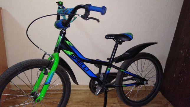Велосипед Spelli Virage 20 алюминиевый
