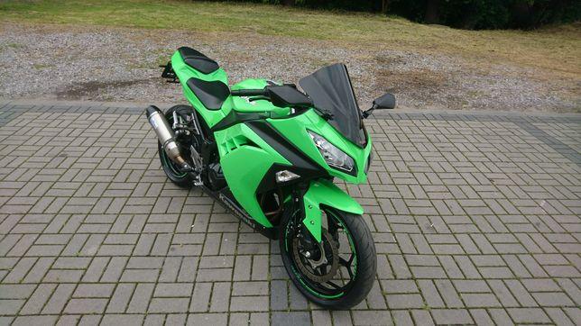 Kawasaki ex 300 ninja ABS z 300 cbr 300