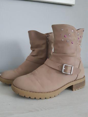 R 33 kozaki buty zimowe