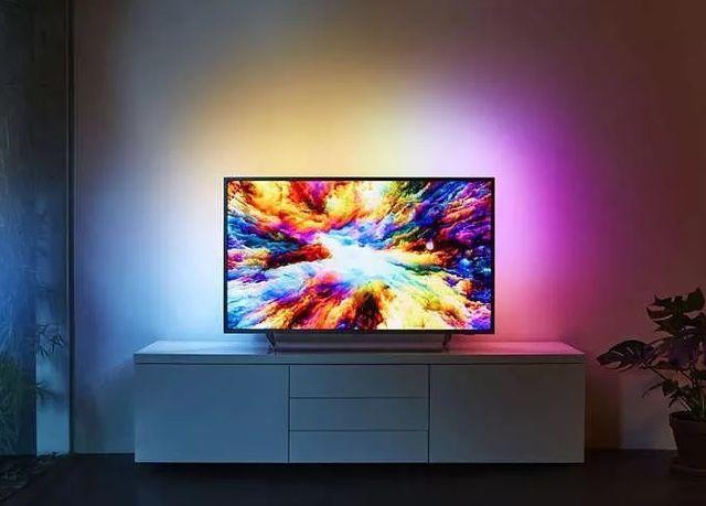 Telewizor Philips 65PUS7303 4K UHD, Matryca: LED,WiFi, Smart TV