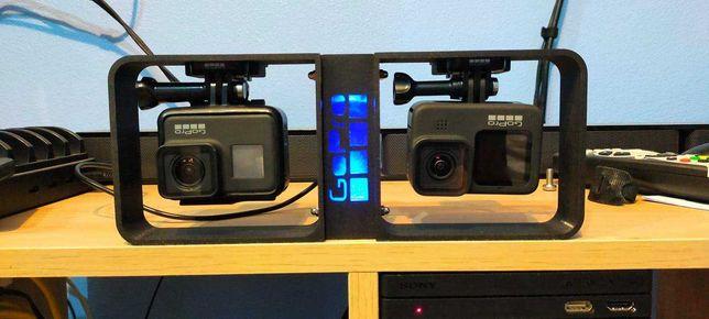 GoPro - suporte ideal para filmagens tipo realizador