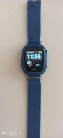 Детские Часы-телефон smart baby watch Q90 с GPS. Новые.