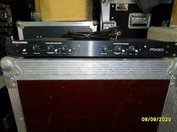 Rocktron RX 10 Exciter/Imager. Made in USA