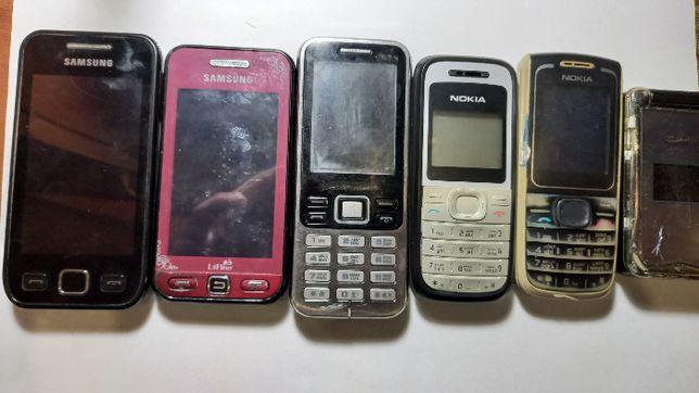 продам телефоны одним лотом