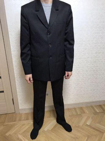 Выпускной костюм (пиджак и штаны)