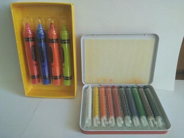 Набор для творчества гелевые маркеры, пастель, карандаши koh i noor
