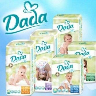 Подгузники DADA, ДАДА Soft/Premium Польша. Доставка Бесплатно.