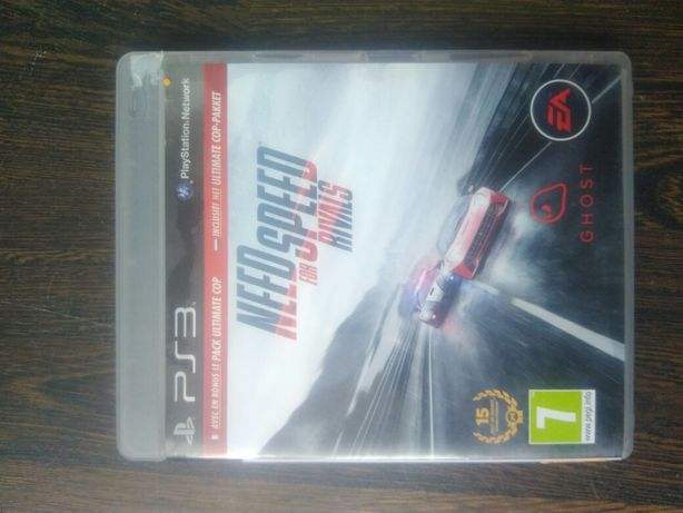 Gra need for speed rivals ps3