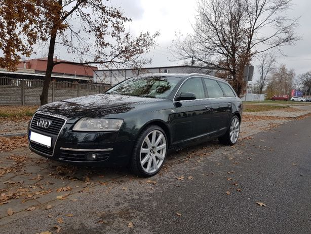 Audi A6 2.7TDi Manual BiXenon LED