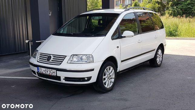 Volkswagen Sharan Lift 2006 r. 1,9TDI Automat Salon PL