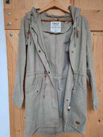 Casaco ONLY jaqueta parca de algodão tamanho M