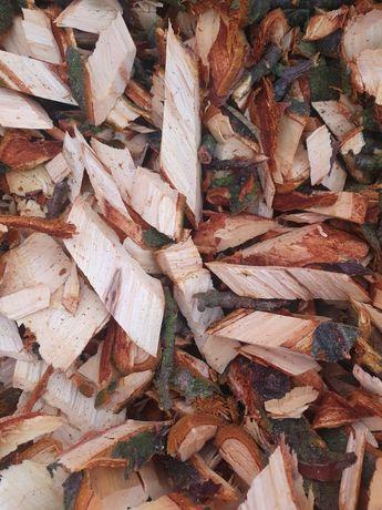 Zrębki do wędzenia 5 kg z drzew eko śliwa wiśnia czereśnia