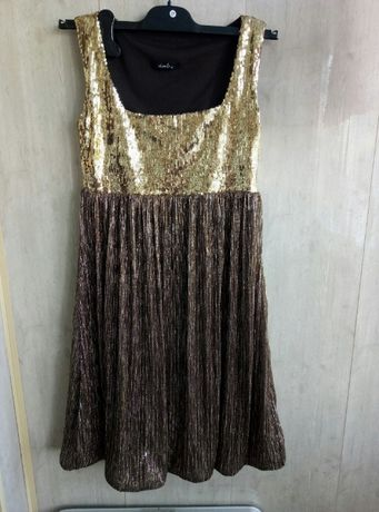 Шикарное детское платье-сарафан