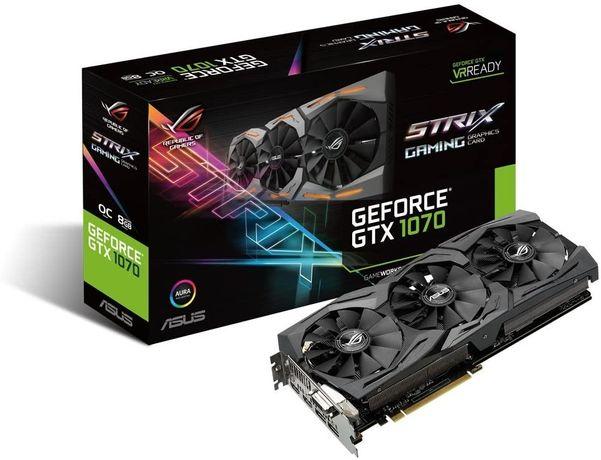 GTX 1070 8gb com avaria placa grafica